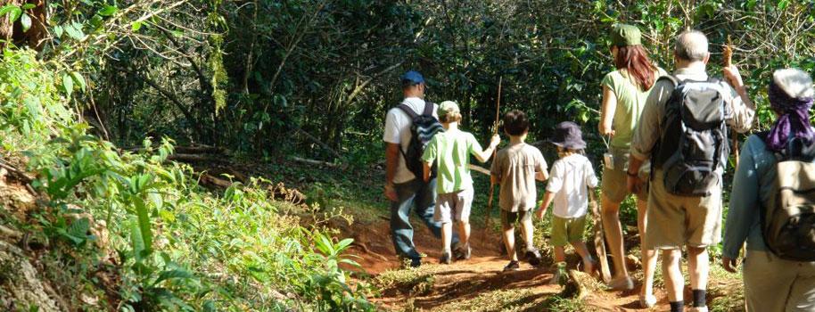 A Cuba, la randonnée