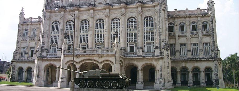 Cuba 265 musées