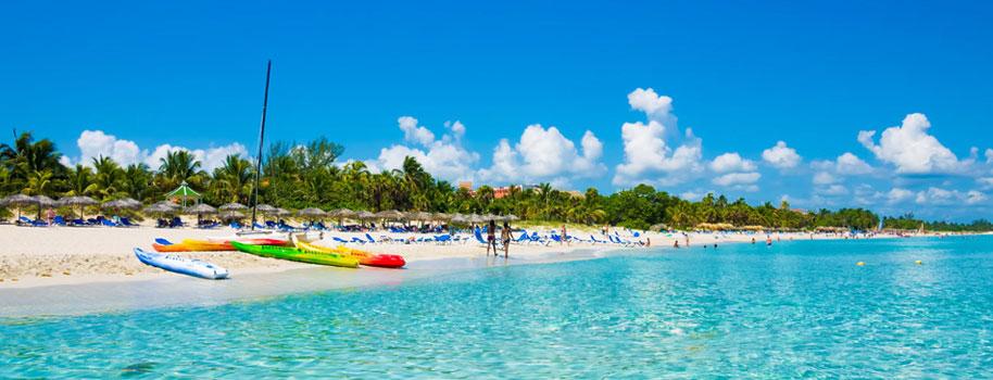 voyage nautique à Cuba